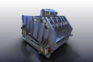 ГИК52-МВ1.00.000 СБ (грохот правый) (1)